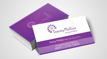 Tracey Phillips - Business Card